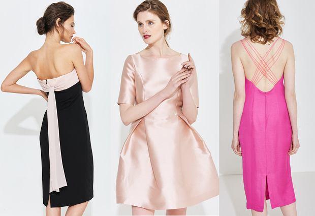 Sukienki koktajlowe Simple