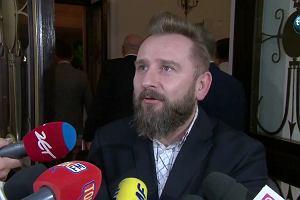 """""""Nie do końca rozumiem te argumenty"""". P. Liroy-Marzec wykluczony z klubu Kukiz'15"""