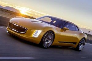Kia GT4 Stinger | Pojedynek z Porsche