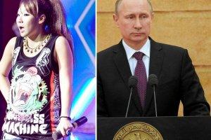 """W�adimir Putin najbardziej wp�ywowym cz�owiekiem na �wiecie wed�ug czytelnik�w """"Time"""". Podium dzieli z... korea�sk� piosenkark�"""