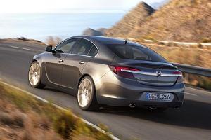 Opel chwali si� Insigni� po liftingu