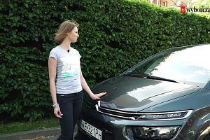 Jazda próbna. Citroën C4 Picasso