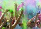 Kolorowy zawrót biegowy, czyli Bieg Solvay Kolor