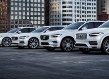 Odważna decyzja Volvo. Wszystkie modele będą dostępne w wersji na prąd