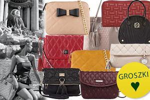 1d00afd23a4e9 Pikowane torebki - ponad 90 propozycji