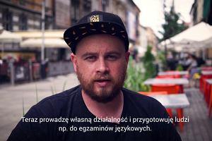 """Matt """"Mattowice"""" Siegal. Anglik, który stał się wielkim fanem Katowic"""