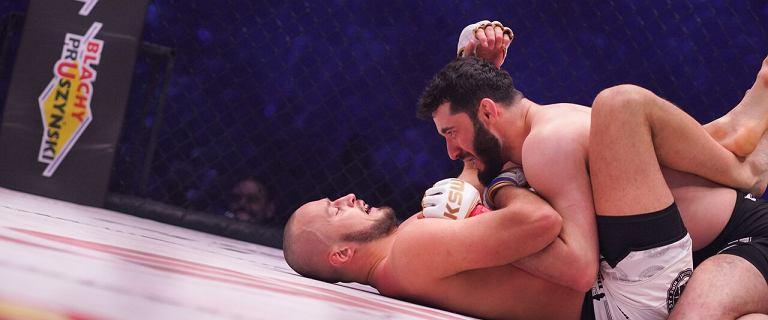 Tomasz Narkun chętny na walkę z mistrzem wagi ciężkiej KSW [WYWIAD]