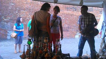 Marokańska karawana na Jarmarku Dominikańskim w Gdańsku