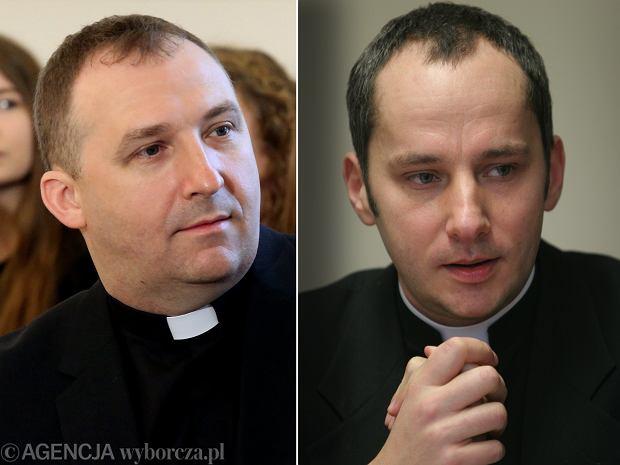 Kto będzie twarzą Episkopatu? Ks. Dariusz Kowalczyk czy ks. Maciej Szczepaniak? Idealny rzecznik dla polskiego Kościoła