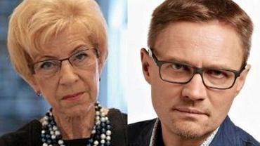 Janina Paradowska Paweł Wroński