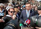 """Andrzej Duda ogłasza """"Dudapomoc"""". Powoła biuro pomocy prawnej dla obywateli. Pokieruje nim Janusz Wojciechowski"""