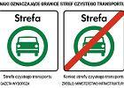 Rząd szykuje nowe znaki drogowe. Będą stawiane tylko w miastach