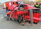 Policja: w minionym roku spad�a liczba wypadk�w na Mazowszu