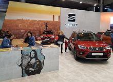 Seat na Poznań Motor Show 2018 - ofensywa Hiszpanów na polskim rynku