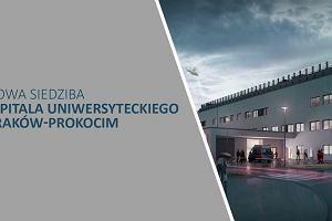 Szpital Uniwersytecki UJ w Prokocimiu: film o inwestycji