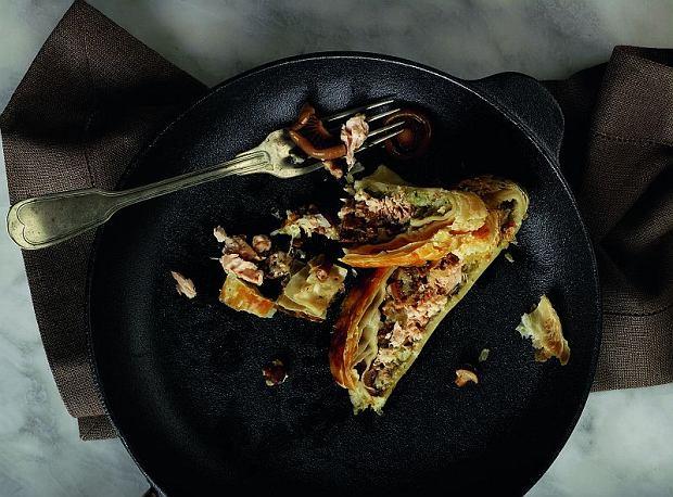 Wykwintne dania z grzybami
