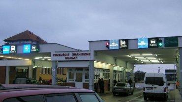 Przejście graniczne w Gołdapi