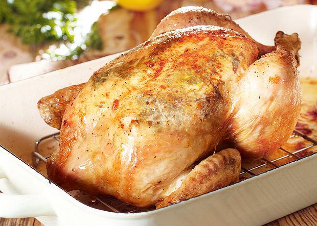 Krok Po Kroku Perfekcyjnie Upieczony Kurczak