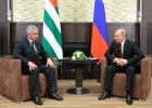 Zbierania ziem ci�g dalszy - Rosja po�yka Abchazj�