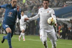 Lech - Fiorentina 0:2. Ziober: Niech Linetty wyczy�ci sobie twardy dysk
