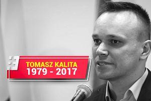 Tomasz Kalita nie żyje. Były rzecznik SLD walczył z rakiem mózgu