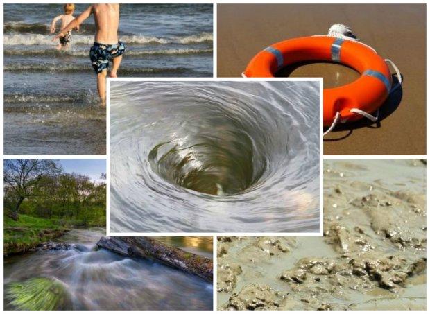 Nie daj si� utopi� wodzie!