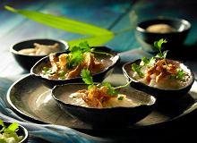 Tajska zupa z ryżem i kurczakiem - ugotuj