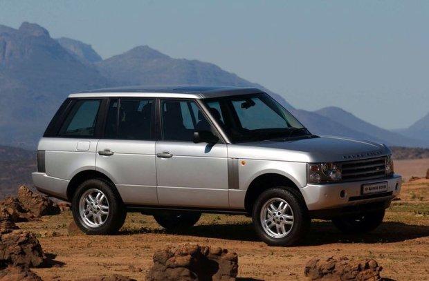 Trzecia generacja Range Rovera