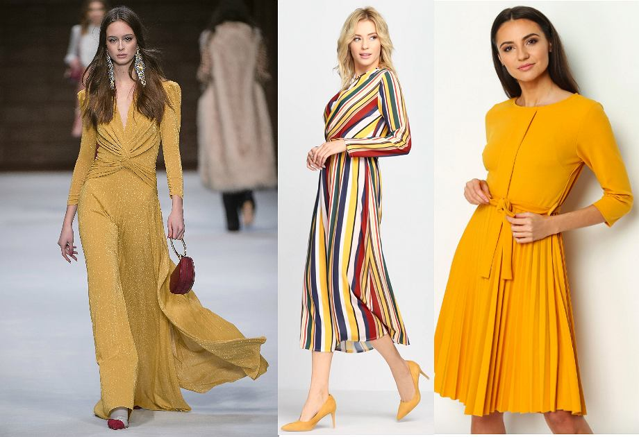 4fbbcd3d4462 Sukienka z węzłem - moda trendy 2019