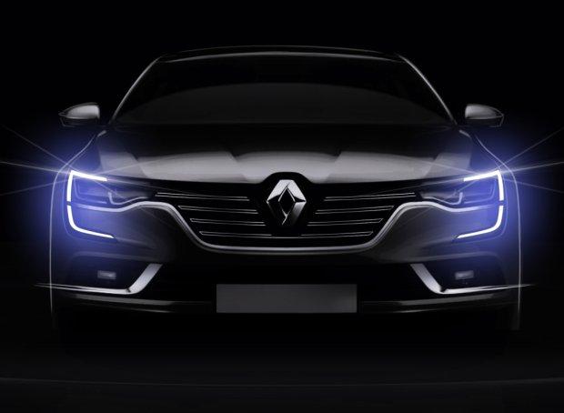 Salon Frankfurt 2015   Renault Talisman  Na szcz�cie