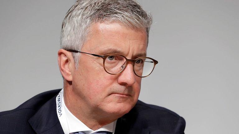 Szef Audi Rupert Stadler