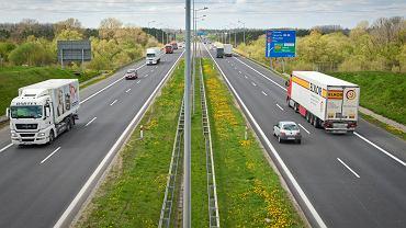 Autostrada A2 pod Poznaniem