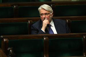 Kadry w MSZ będzie weryfikował były ambasador w Belgradzie. Tam spowodował wypadek i musiał wracać do Polski