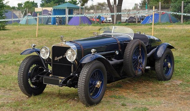Hispano Suiza Aero