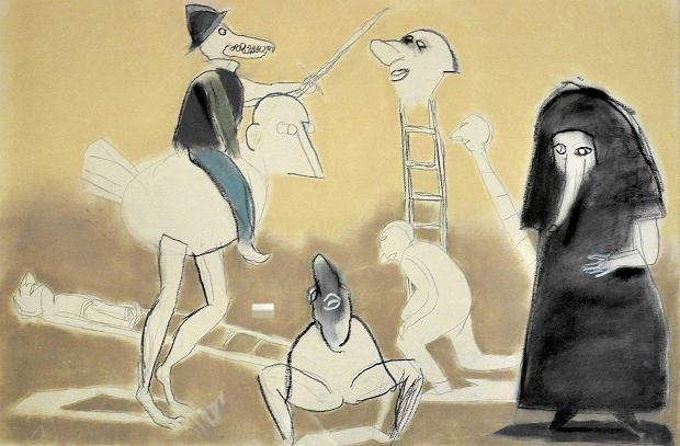 Schulzowski spleen w Zabrzu. Wystawa w Muzeum Miejskim