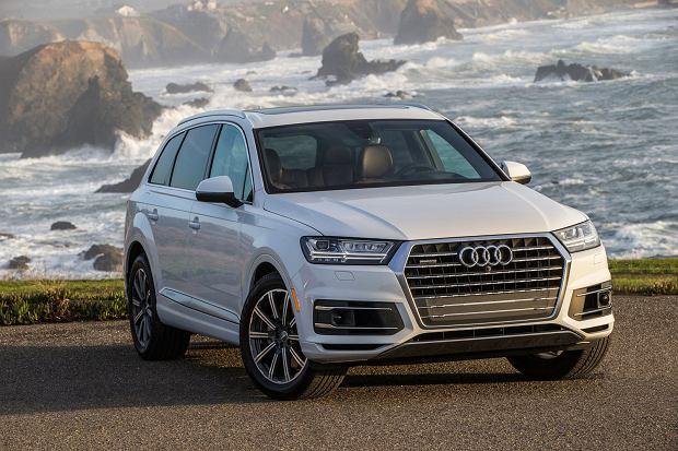 Akcja serwisowa w Audi | Problem z poduszkami w Q7