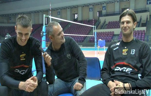 Mariusz Wlazły, Krzysztof Wanio i Michał Winiarski