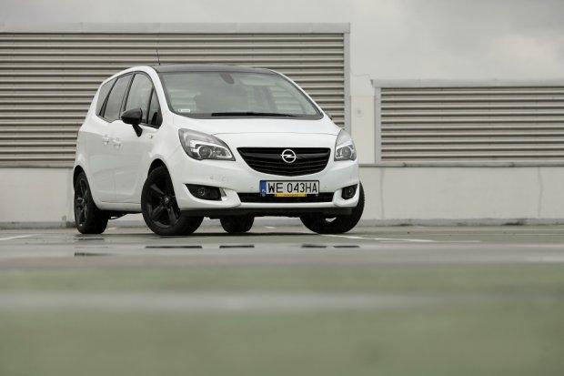 Opel Meriva FL 1.6 CDTI | Test | Mi�a niespodzianka