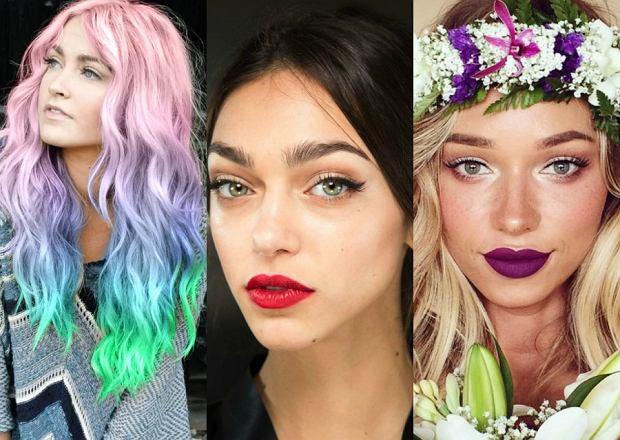 Urodowe trendy na wiosnę 2017 - niektóre z nich naprawdę zaskakują - sprawdź!