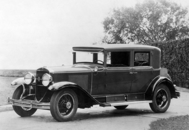 Cadillac Town Sedan z 1928