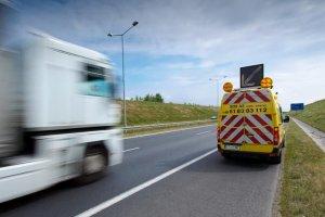 Autostrady | Jak wygląda praca służb