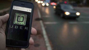 Dane 57 mln użytkowników wykradziono z Ubera. Firma zapłaciła okup, by hakerzy je skasowali.
