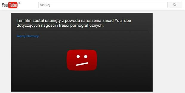 Screen z serwisu YouTube.com