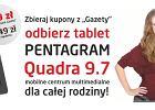 Tablet PENTAGRAM Quadra 9.7 z ekranem IPS2 w rewelacyjnej cenie 749 z�!