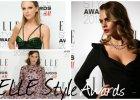 ELLE Style Awards 2015: zaskakuj�ca nagroda Cary Delevingne, Rosie Huntignton-Whiteley ubrana jak Anja Rubik, kreacje i dodatki z... sieci�wek