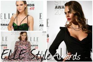 ELLE Style Awards 2015: zaskakuj�ca nagroda Cary Delevingne, Rosie Huntignton-Whiteley ubrana jak Anja R