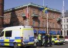 Szwecja. 10 Polak�w aresztowanych w zwi�zku z planowaniem ataku na migrant�w