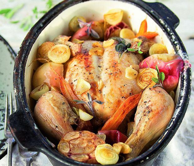 Kurczak maślany
