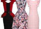 Wiosenne sukienki na każdą figurę: dobierz fason do swojej sylwetki