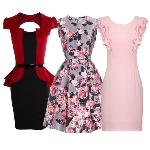 Wiosenne sukienki na ka�d� figur�: dobierz fason do swojej sylwetki